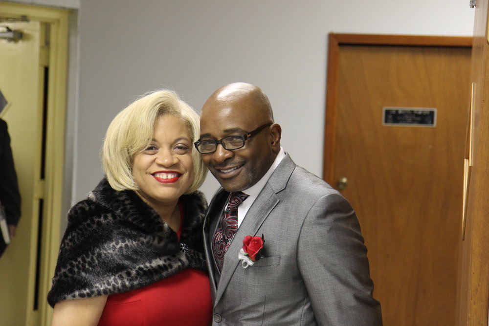 Our Pastor - Pastor Jeffery Smith is the third child of Rev. Dr. J.C. and Mrs. Willie Mae Smith. He was born in Montgomery, Alabama .Click for more