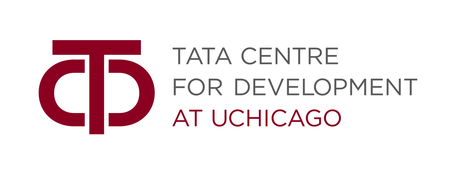 TATA CENTRE FOR DEVELOPMENT AT UCHICAGO