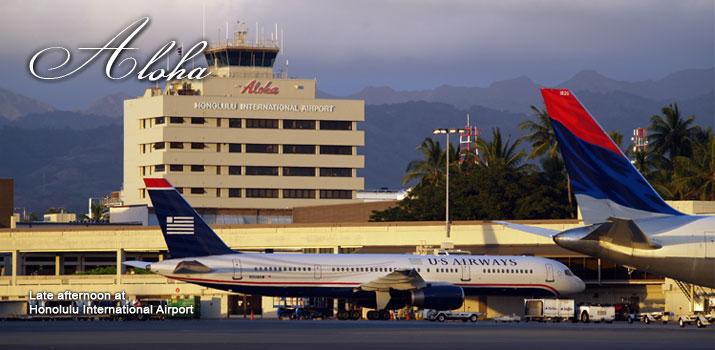 Nearest Airport: 14 miles - Honolulu International Airport
