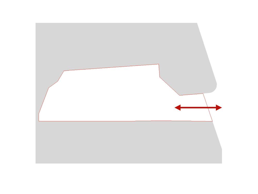 LANDLOCKED SITE
