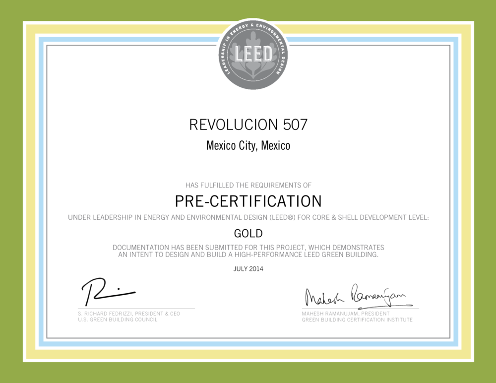 Achieve better buildings with LEED - LEARN MORE