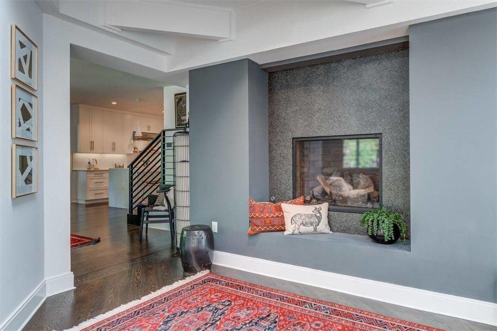 Clayton St. Louis Fireplace Refresh