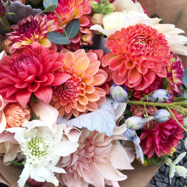 FLOWER BOUQUET CSA — Wild Child Flower Co.