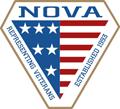 NOVA Veterans organization logo