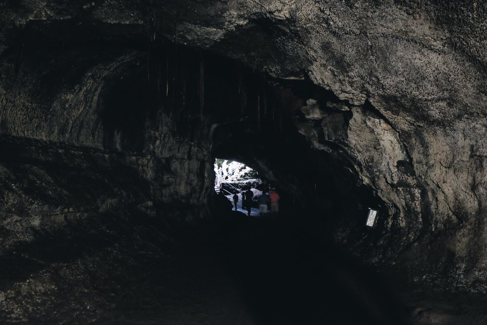 Thurston Lava Tube / Hawai'i Volcanoes National Park