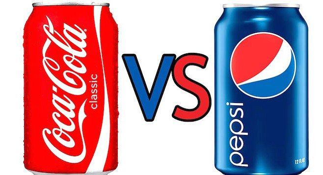 brand wars coca cola vs pepsi pt 1 difference in advertising sitting pretty graphics