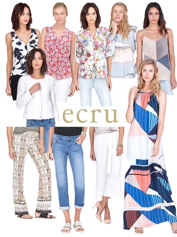 Ecru Trunk Show May 2016