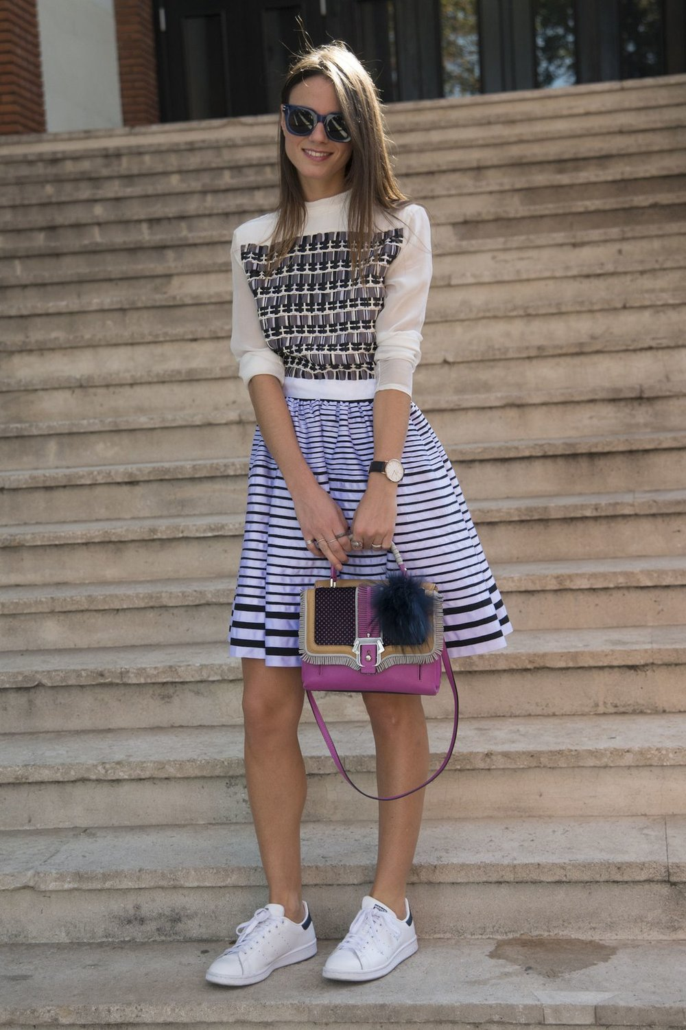 striped skirt sneakers.jpg