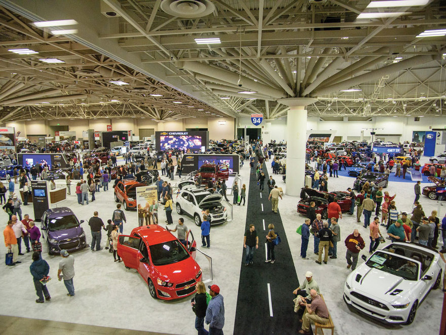 UPCOMING Minneapolis Auto Show The Minnesota Car Enthusiast Club - Upcoming auto shows