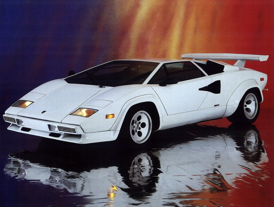 LISTS Top European Cars Of The S The Minnesota Car - Sports cars 1980s