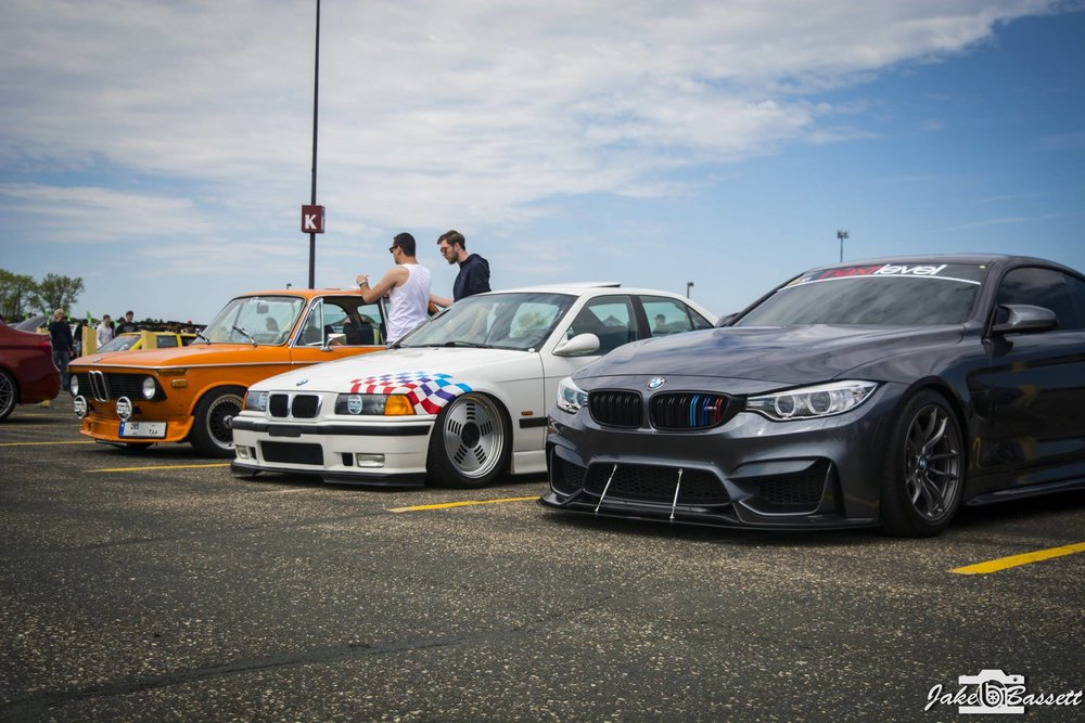 BMWs of 40 years