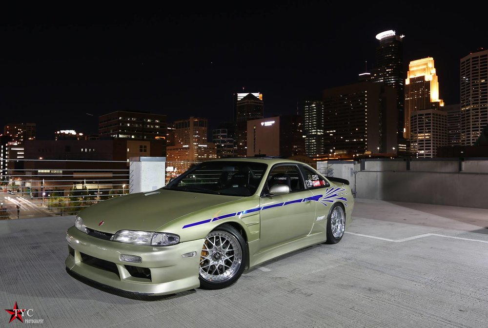 MNCEC Light the Night Zenki S14