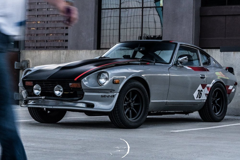 MNCEC Light the Night S30 Fairlady Z LS