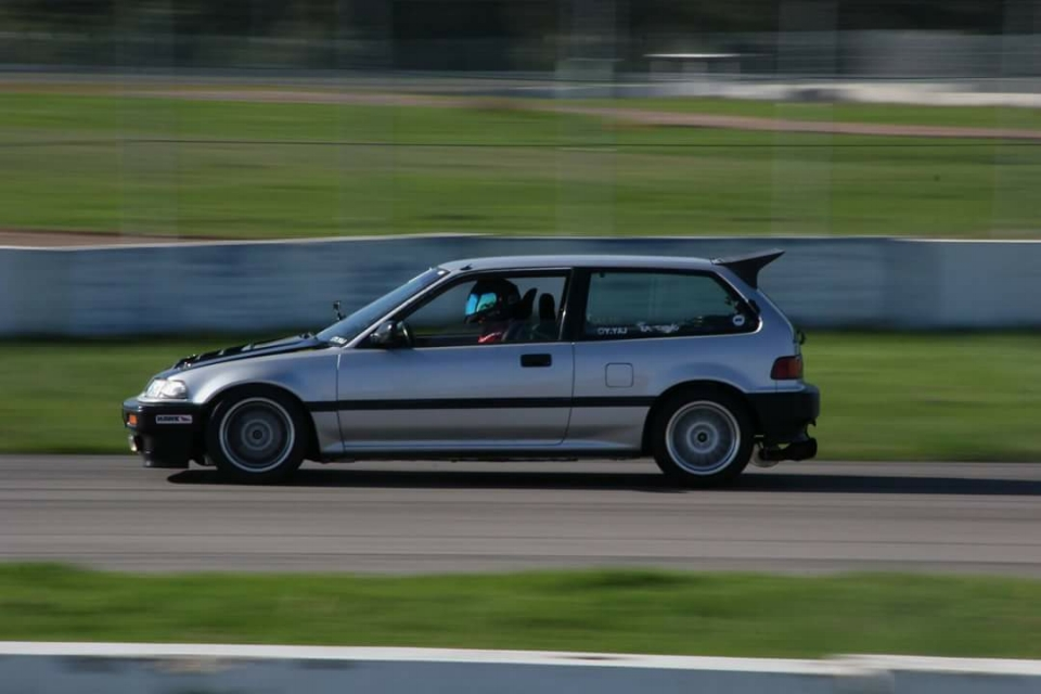 EF Civic Hatchback Track Car