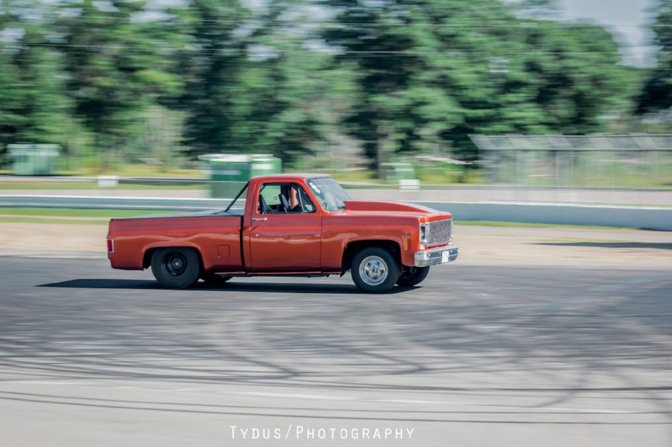 C10 Pickup Powercruise