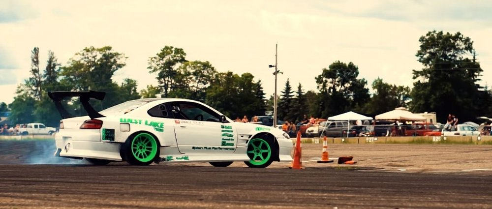 S15 Drift Proving Grounds