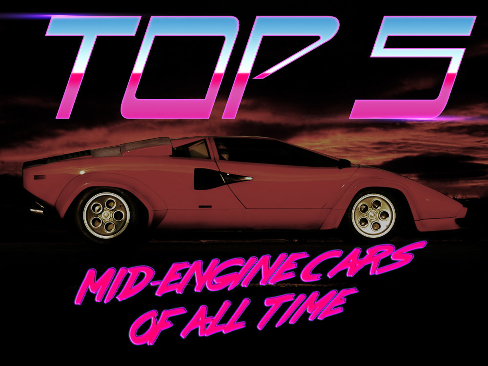 lists top 5 mid engine cars of all time the minnesota car enthusiast club. Black Bedroom Furniture Sets. Home Design Ideas