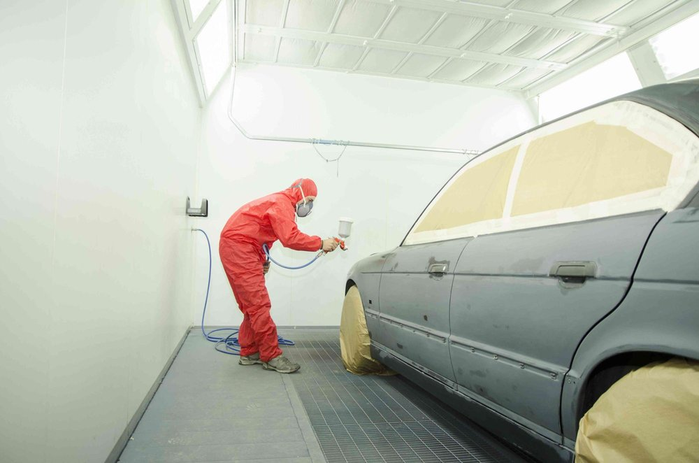 PAINT & BODYWORK - Heppner's Auto BodyMaster Collison Group