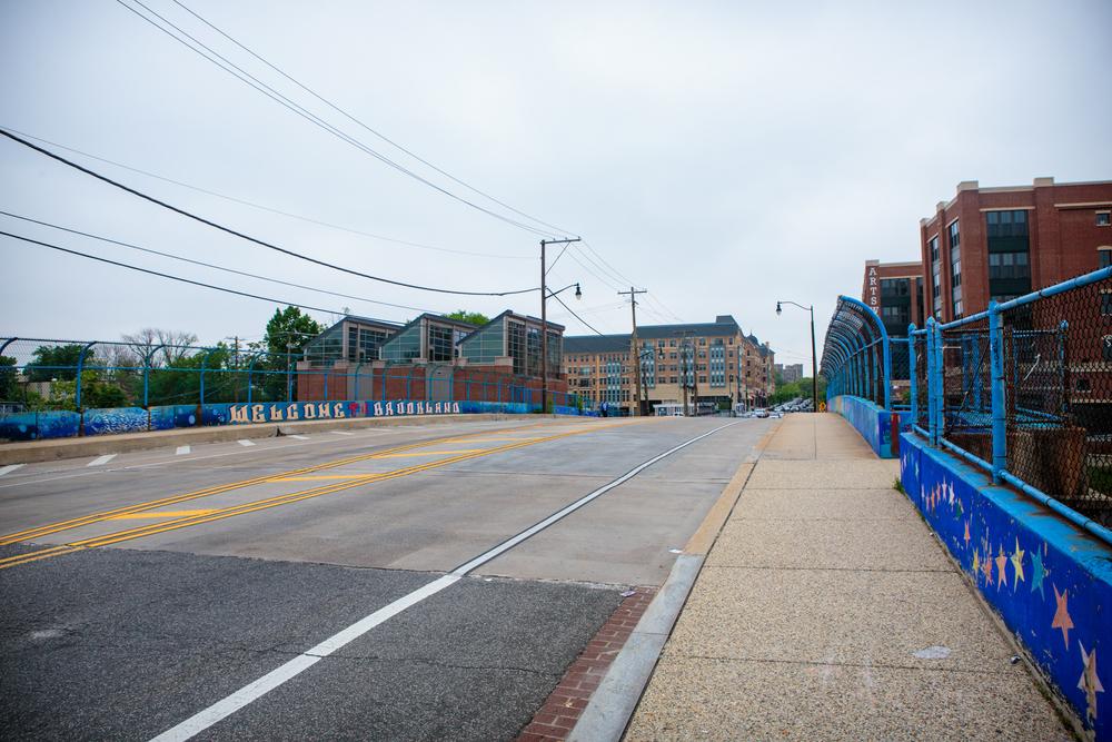 Reconstruction of Monroe Street NE Bridge