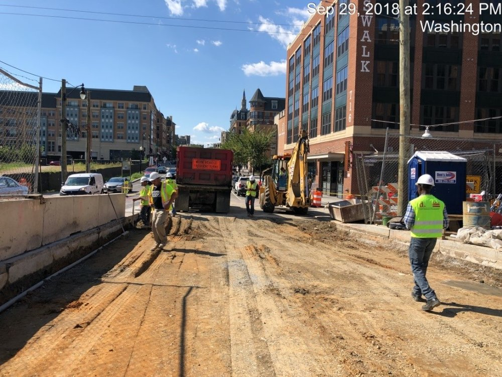 DDOT QAQC-Subgrade Proof Rolling