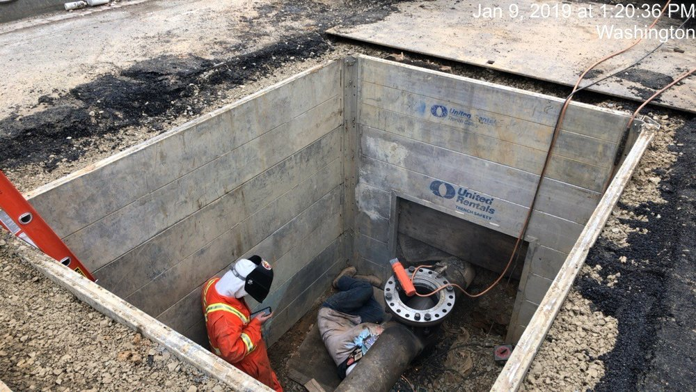 WGL Ongoing Work (West End)