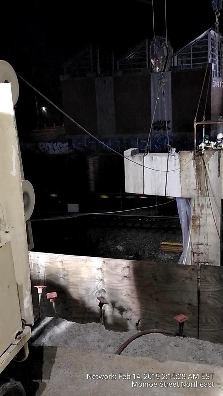 Bridge Demolition (Phase 2, South Side)