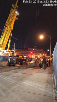 Pier Demolition Work (South Side)