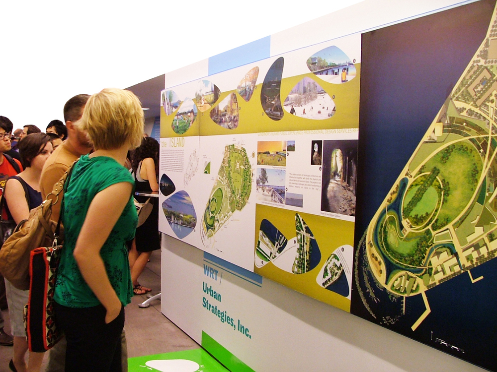 Governors Island Design Competition | WRT