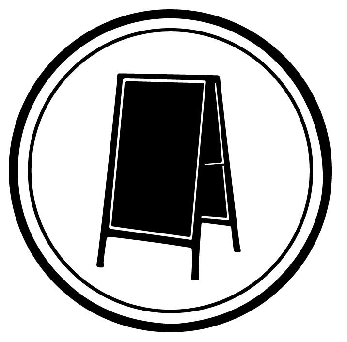 """Logo design for Luke's Lobsters """"Luke's Zine"""""""