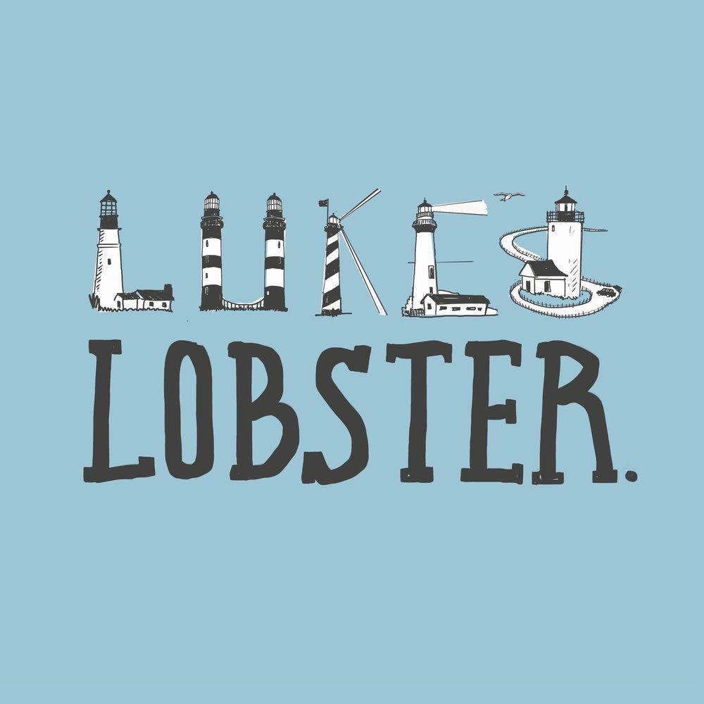 Tote bag design for  Luke's Lobster
