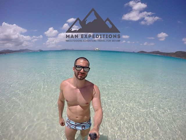 Tired of holding own your selfie stick? Get help! Adventure travel with Man Expeditions. #sadselfie 🤣❤️