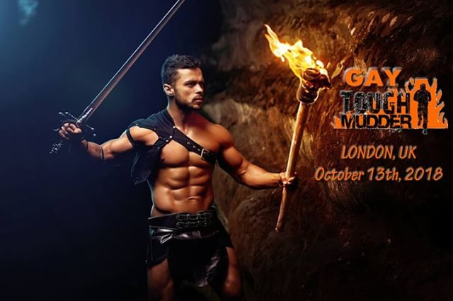Ready to unleash your inner gladiator? Man Expeditions is bringing Gay Tough Mudder to the UK. Join us October 13th in  London...Book Here----  https://goo.gl/a8QNZR 🤔😮😎