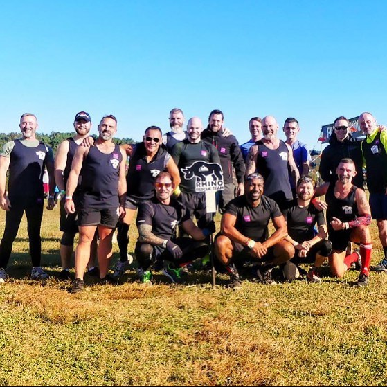 Team Rhino Rescue @manexpeditions #manexpeditions #toughmudder #gayadventures #Boystrip #beard #menwithclass #motivation #testohsterone #hairy #gaybear #manbeard #bearded #gayadventures #gayexpedition #gayfriendlyhotel #gaytravel #gaytravelguide  #gaylove #gaycouple #happy #gaytravelblog #gayholiday #boyfriend #welltravelled #travelblogger #traveladdict #instatravel #seetheworld #scruffy #scruff