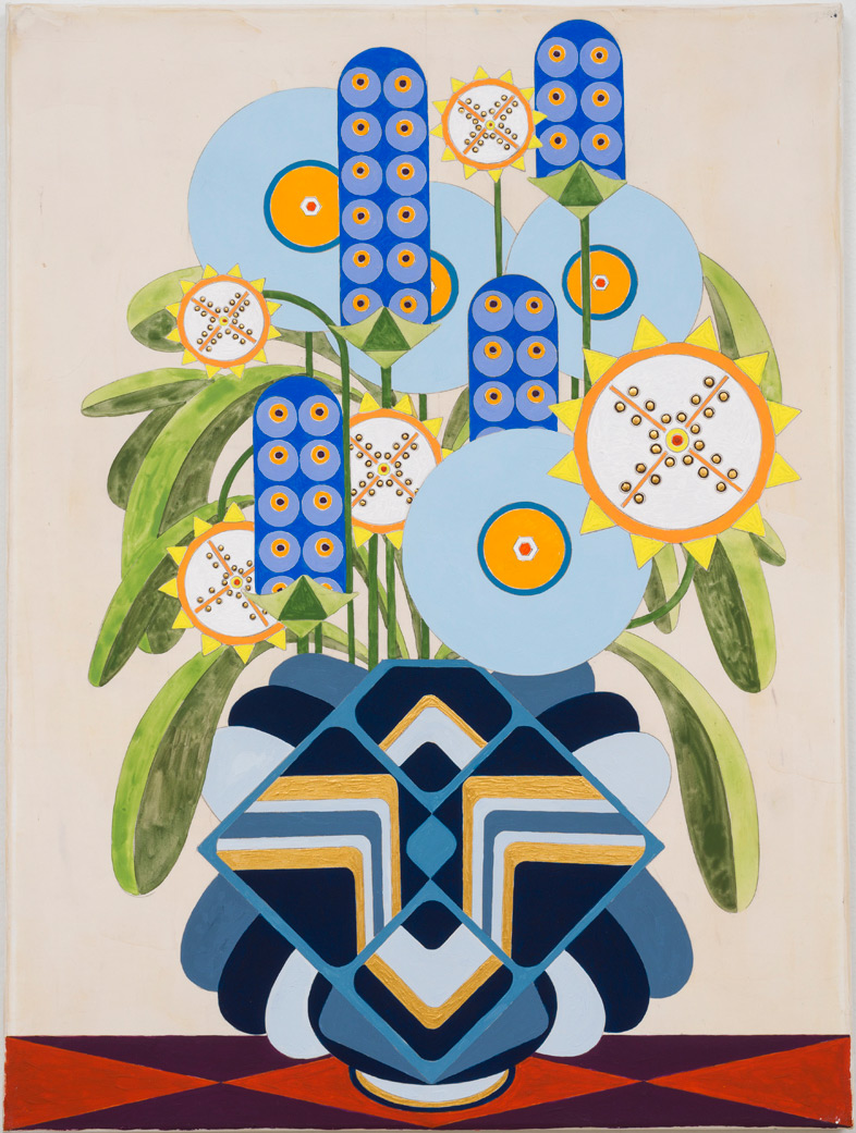 Arrangement Blue, 2015