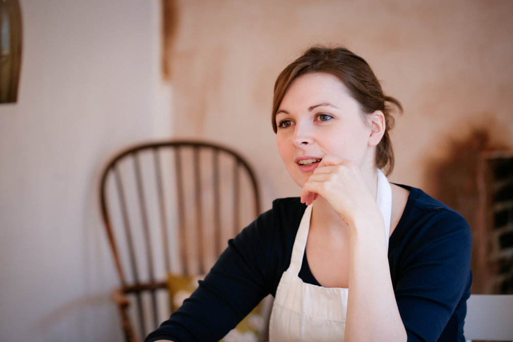 Joanna Brennan Co-Founder of Pump Street Bakery & Chocolate (photo credit: Pump Street)