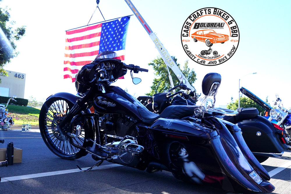 Our Charity Car & Bike Show!