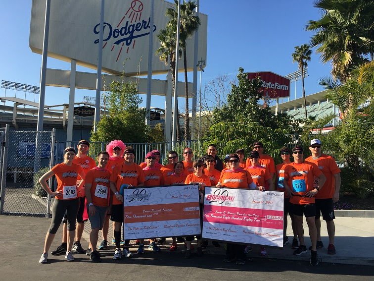 BPC Team at the LA Komen Race!