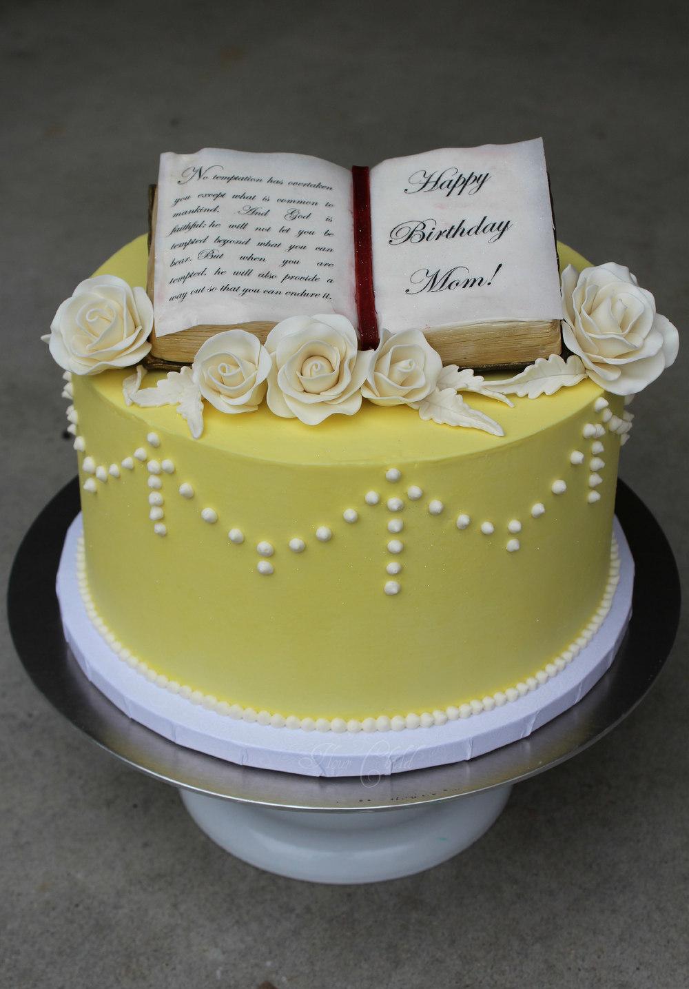 Rams Birthday Cake   www.topsimages.com