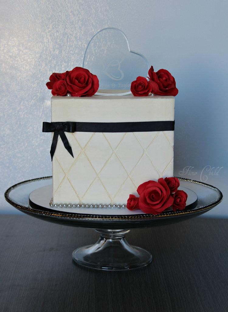 Boise wedding cakes