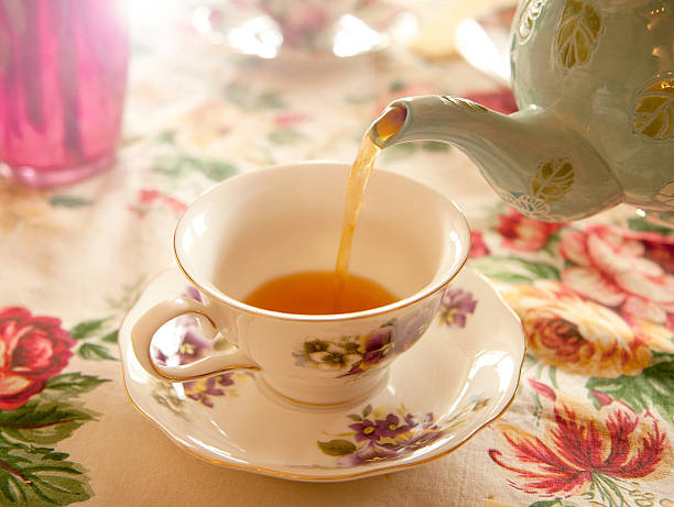 Senior Tea & Tots - Tuesday April 10th at 10am
