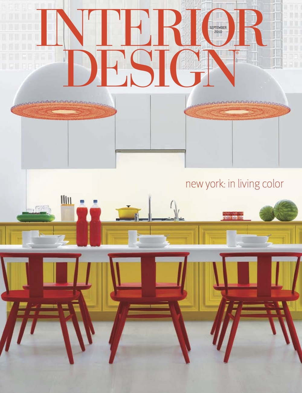 Interior Design September — Alan Tanksley, Inc.