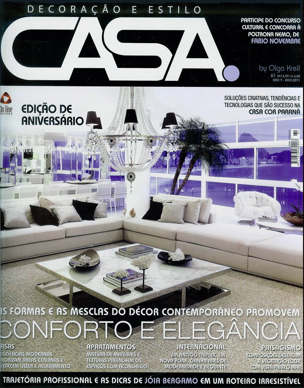 ATI - EB Decoraçåo E Estilo Casa, Brazil August 2011 Cover.jpg