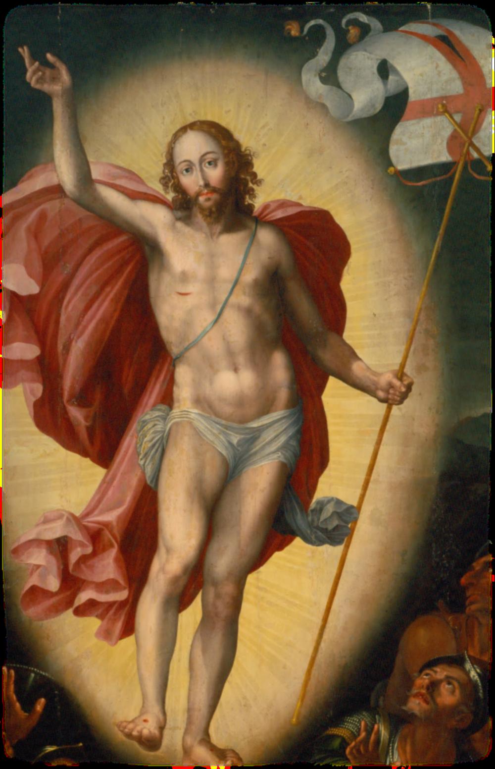 The Resurrection of Christ, Alonso Lopez