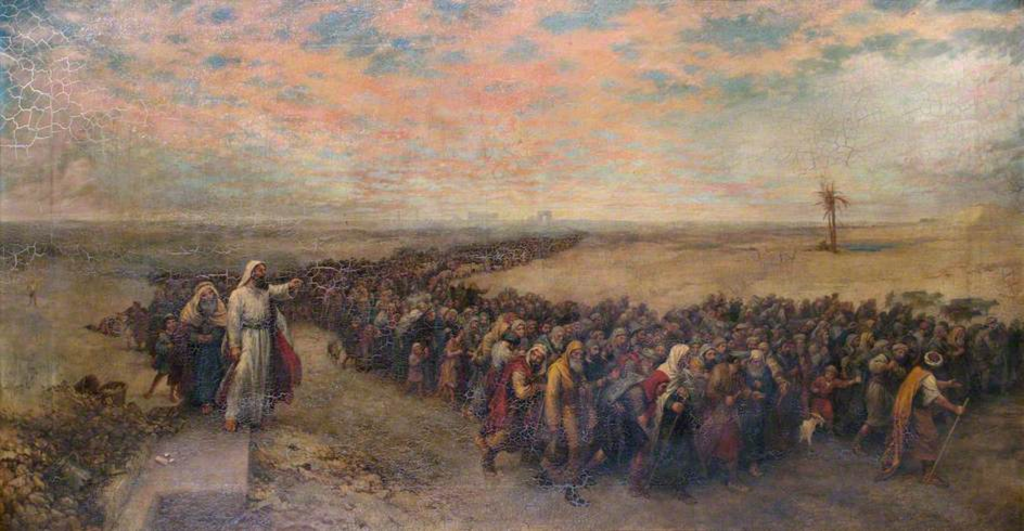 The Exodus, Horace William Petherick