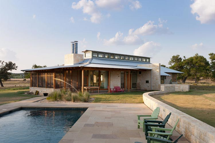 flaming goat ranch part of hill country home tour furman keil