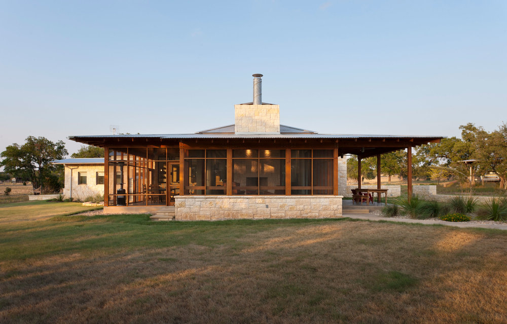 Flaming Goat Ranch Furman Keil Architects