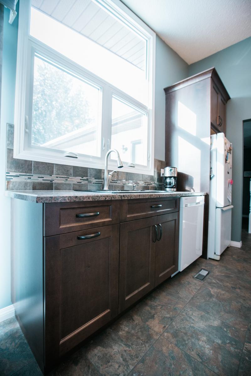 Camrose Kitchen Renovation Locale Designs Anderson Interior Design