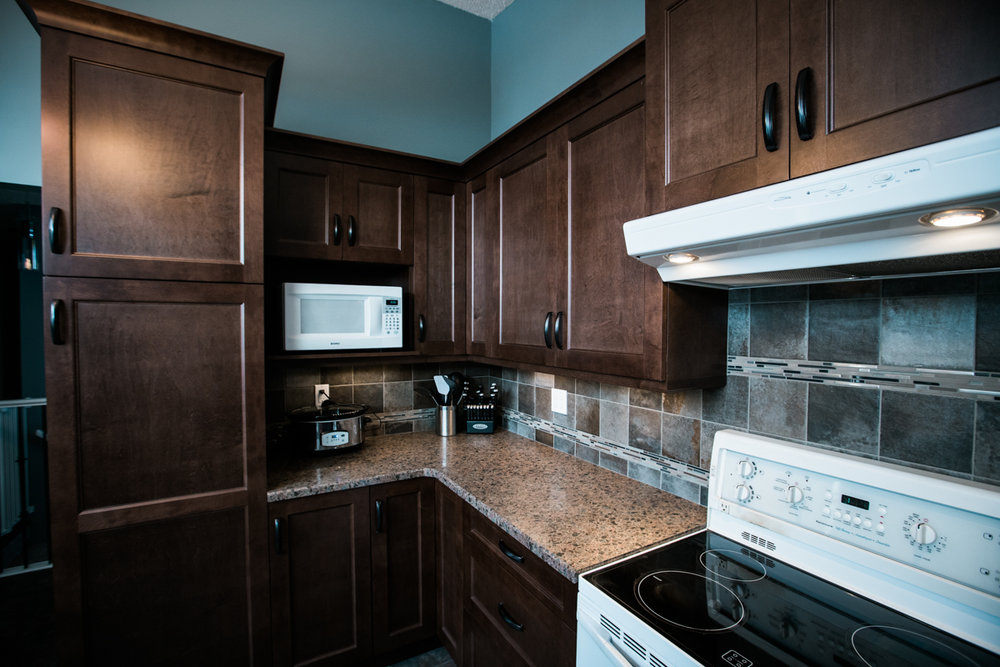 Camrose Kitchen Renovation Custom Cabinets Locale Designs Anderson Kitchen Renovation Interior Designer