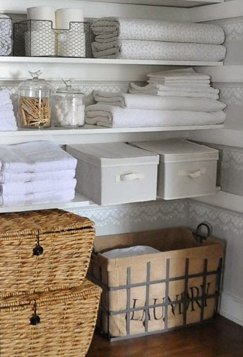 camrose organizing baskets clutter