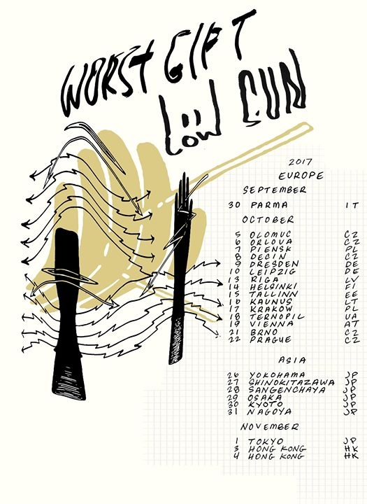 Worst Gift Low Sun world tour poster.jpg